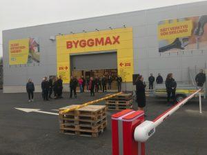Abreco Byggmax Stenungsund